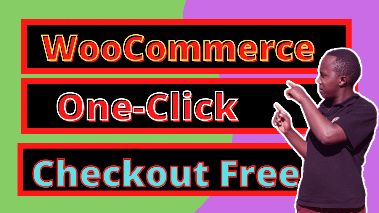 Read more about the article How to easily add WooCommerce One-Click Checkout for WordPress without using a plugin.