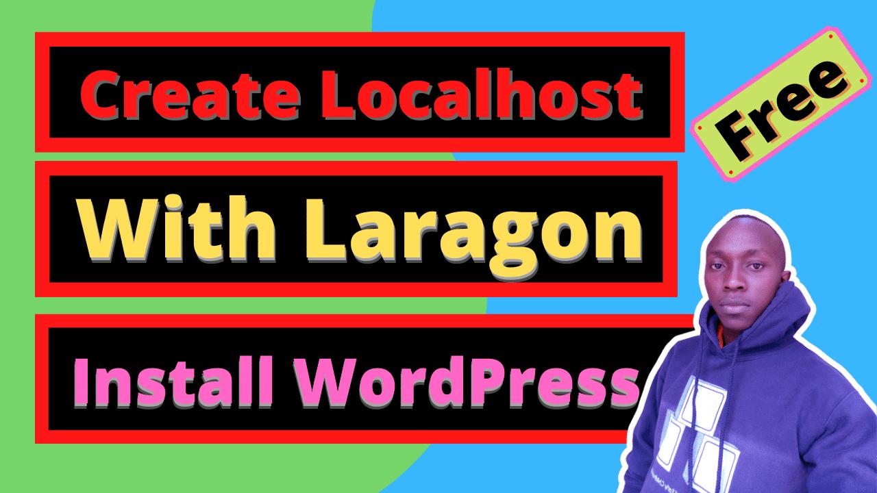How to Install WordPress in localhost using Laragon.