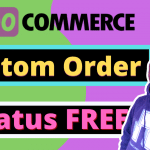 How to create a WooCommerce custom order status.