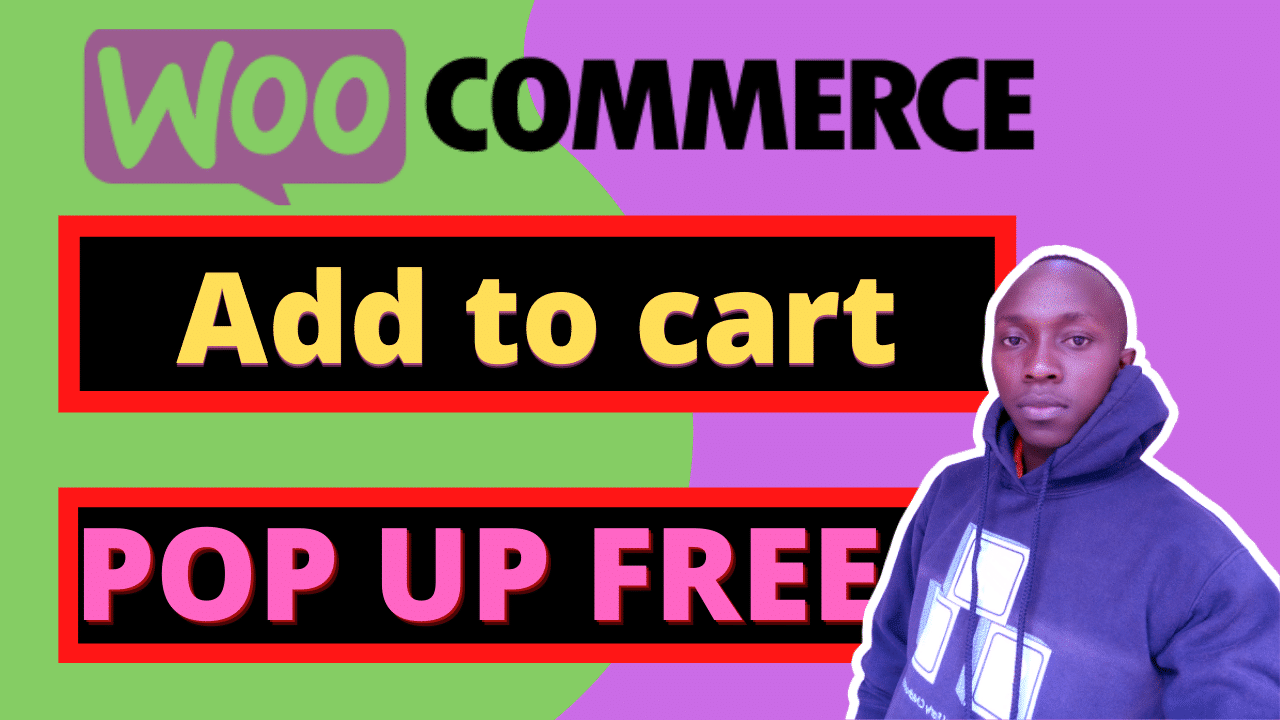 How to create eCommerce added to cart popup Ajax WordPress website.